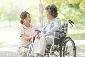 介護施設選びを支援